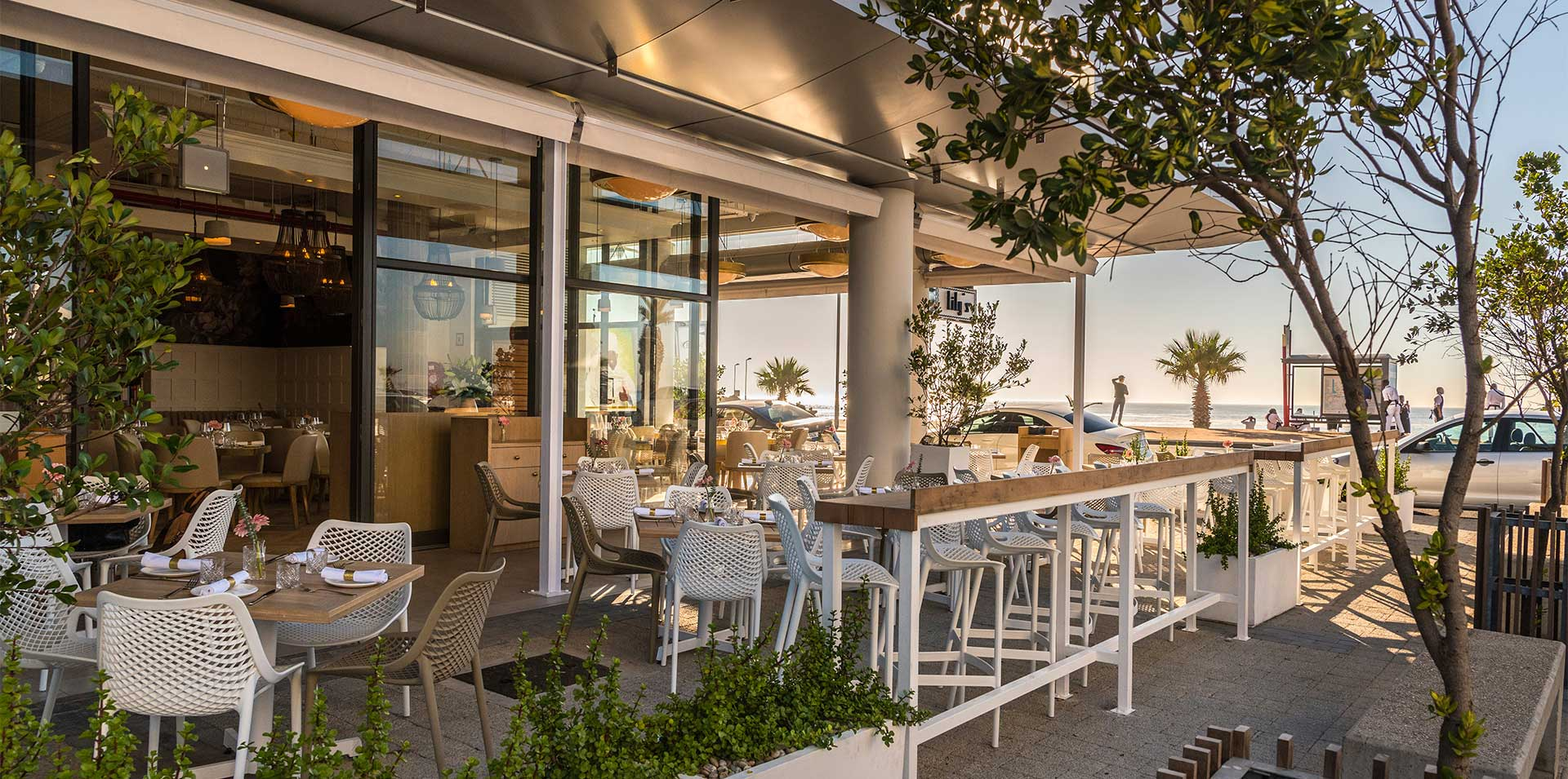 Lily S Restaurant Mouille Point Cape Town